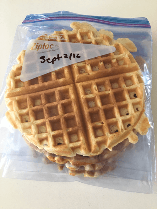 Breakfast Recipe for the Busy Mom