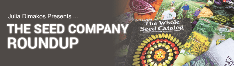 The Seed Company Roundup