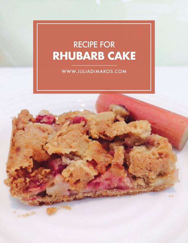 How to Force Rhubarb - Rhubarb Recipe