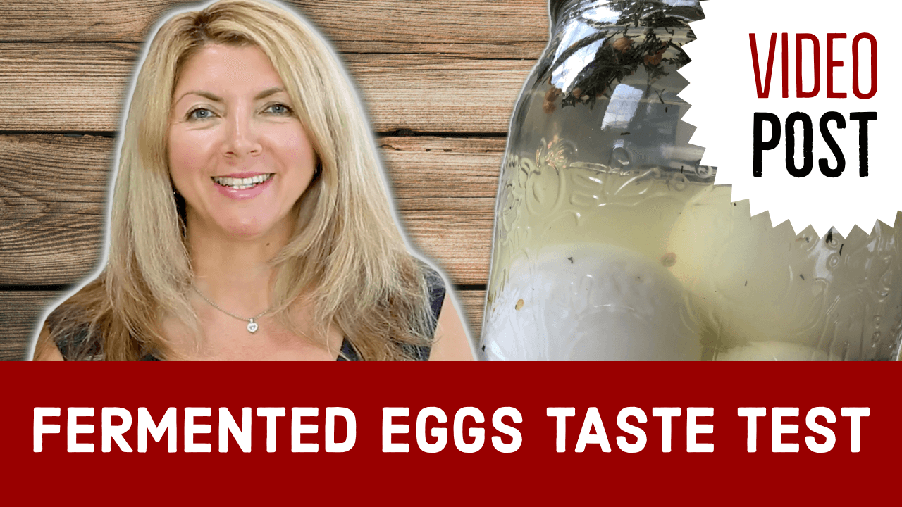 Video: Fermented Eggs Taste Test [Plus Bonus Recipe]